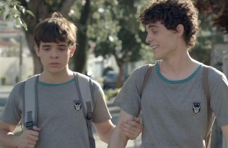filme Hoje Eu Quero Voltar Sozinho; ganha o primeiro trailer