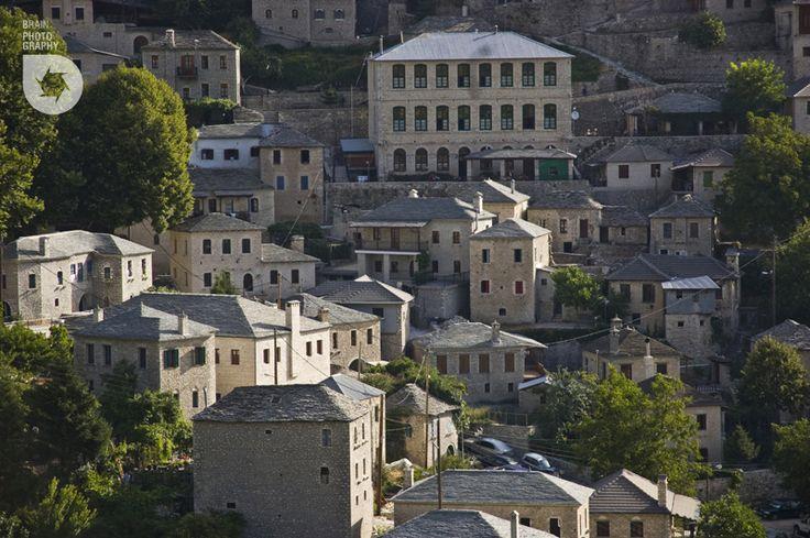 GREECE CHANNEL | #Syrrako village, #Greece http://www.greece-channel.com/