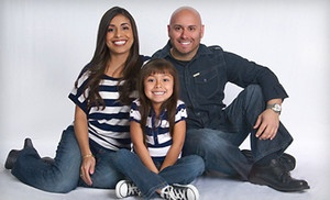 $25 for a Lifetouch Portrait Package at Target Portrait Studio (Up to $124.90 Value)