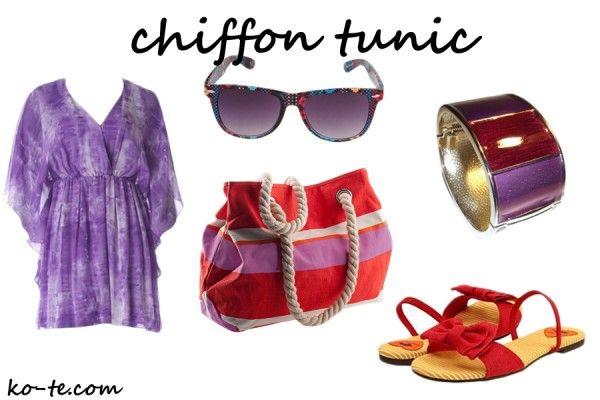 chiffon tunic chiffon tunic chiffon tunicStylefashion
