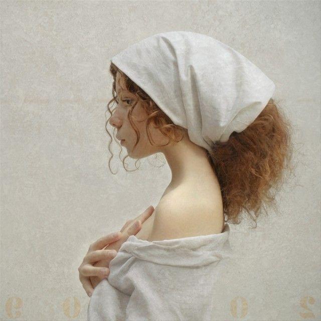 Louis Treserras photorealistic painting