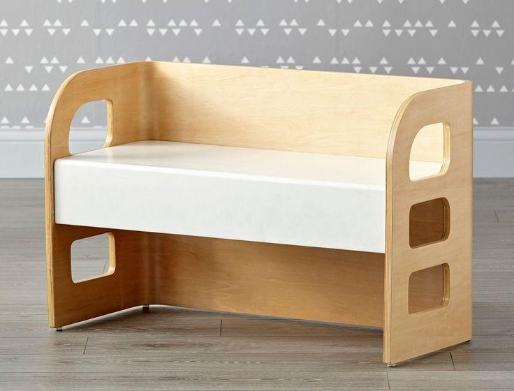Childrenu0027s Bench   Childrenu0027s Furniture   Kids Interiors   Kids Furniture    Childrenu0027s Rooms   Plywood