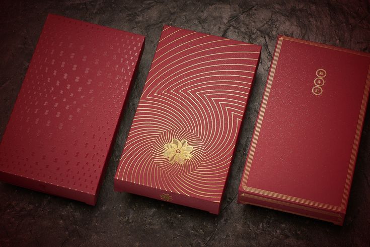 GIFTS for GOOD - 2016 CNY Red Packets on Behance