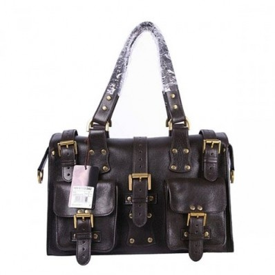 Wonderful Mulberry Women Roxanne Leather Rectangle Tote Chocolate Bag £186.30 go to http://www.mulberryoutletyork.me.uk