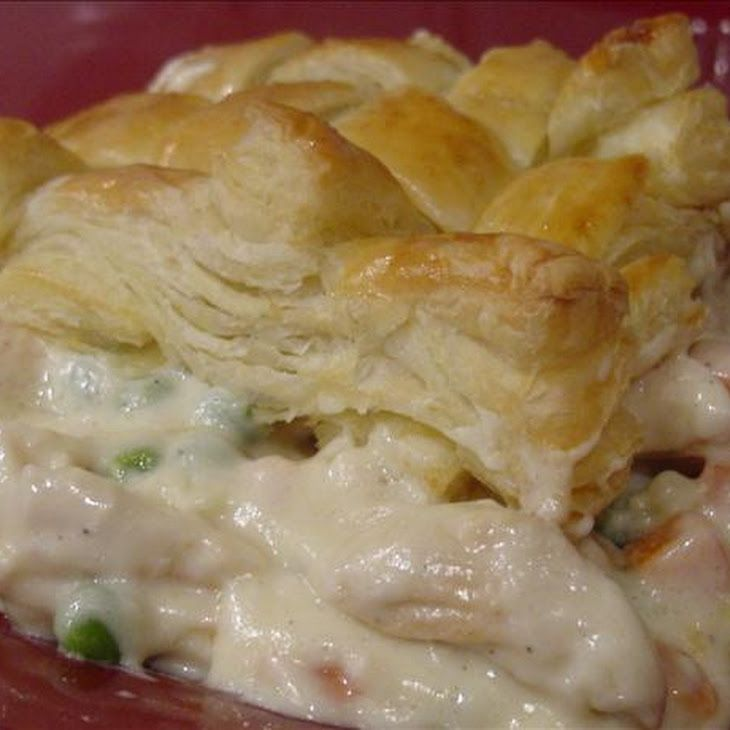 Lady and Sons Chicken Pot Pie (Paula Deen) Recipe