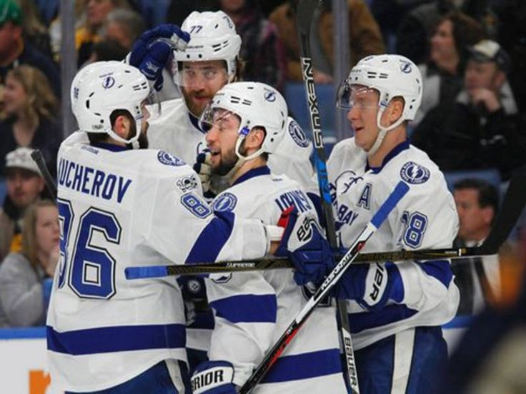 The Tampa Bay Lightning view Tyler Johnson as a part of their core. To prove it's not just lip service they inked him to a 7-yr $35MM deal.