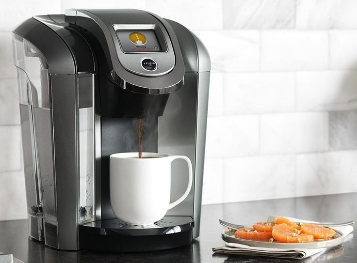 Keurig K575 Programmable K-Cup Coffee Maker Platinum -A definitive Keurig espresso creator. Incorporates 6 K-Cup cases and a water channel handle + 2 channels to enable your drinks to taste their best.  -Expansive 80oz WATER RESERVOIR: Allows you to mix 10+ containers more before refilling, sparing you time and improving your morning schedule. The water supply is removable, making it simple to refill at whatever point you have to, and on the K575, you can look over a few changed nightlight…