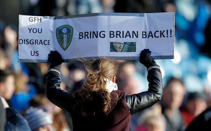 Leeds bristle with defiance in support of Brian McDermott as Ross McCormack demolishes Huddersfield - Telegraph