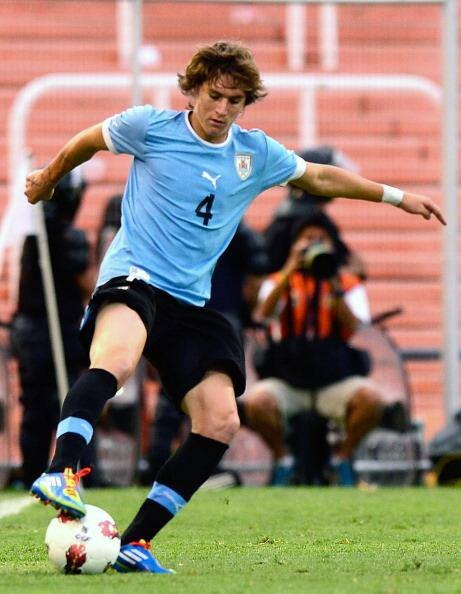 ~ Guillermo Varela on the Uruguay National Team has been signed by Manchester United ~