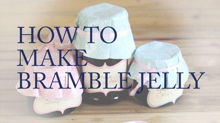 RattanDirect - How to make Bramble Jelly