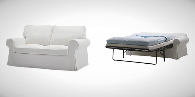 Looking for a cover for my Ektorp sofa sleeper. It's discontinued from IKEA and now they're way over priced by those who have them. :(