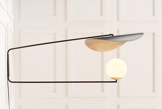 swivel light by Anna Karlin Studio