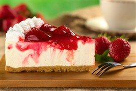 Cheesecake fraoulas