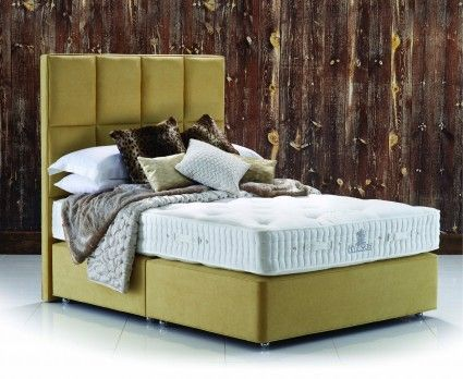 Hypnos Natural Comfort Maple Superb Super King Size Zip & Link Bed for £2,263.00