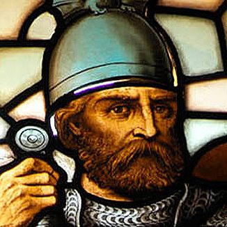 Sir William Wallace, a hero and a true patriot of Scotland. He united the country's clans, gained the loyalty of the people, struck fear into his enemies and defied the cruel hand of the warring invading King Edward I of England.