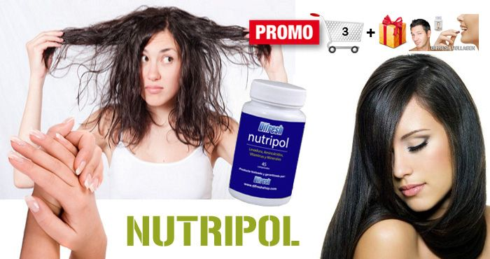 Supplement for stronger nails and hair