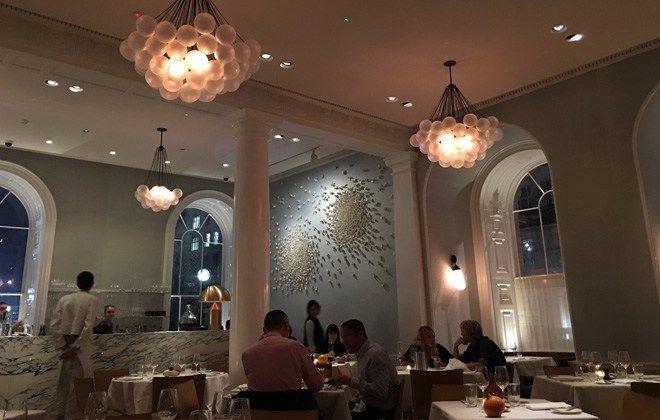 Interior Monologue - Spring Restaurant - London