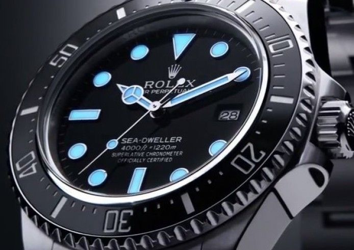 Rolex [NEW] Sea-Dweller 4000 Steel 116600 CERACHROM BEZEL (List Price: HK$78,800) ~ OUR PRICE: HK$66,000. Stopped Production Already!! Last One We Have!! 已停產, 我們最後一支!! #rolex #SEADWELLER #SEA_DWELLER #SEADWELLER4000 #SEA_DWELLER_4000 #ROLEXSEADWELLER4000 #ROLEXSEADWELLER #ROLEX116600 #ROLEXSTOPPEDPRODUCTION