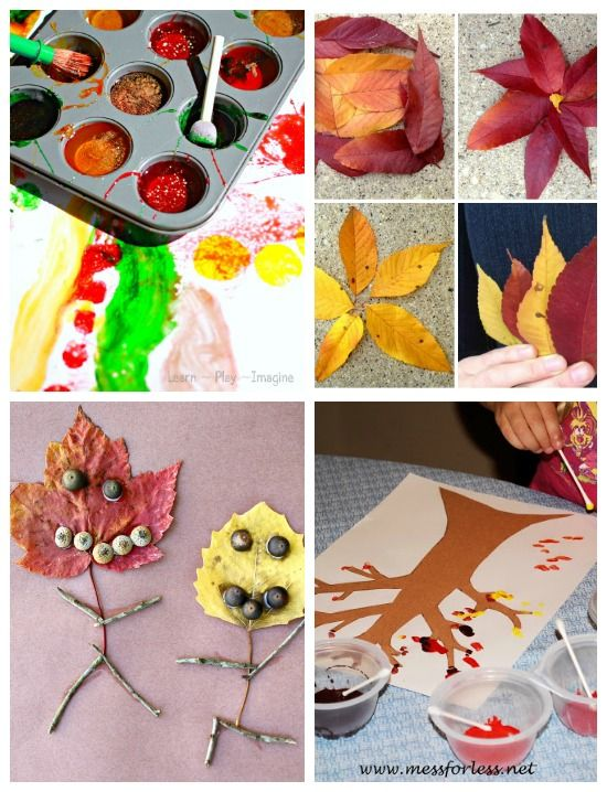 24 Best Fall Art Projects For Kids, Ever! - Artchoo!