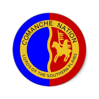 Flag of the Comanche Nation