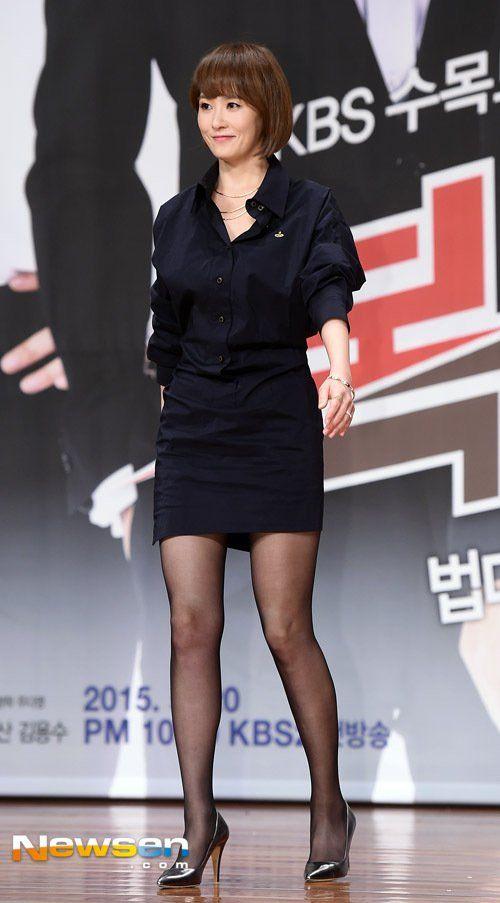 Actress Kim Sun-young   Yonhap News Agency
