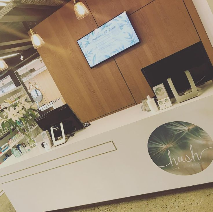 """29 Likes, 2 Comments - Hush Spa & Salon (@hushspanz) on Instagram: """"#beautifulfrontdesk with @timelyapp. Timely is our salon and spa booking system and why do we love…"""""""