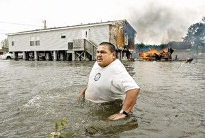 Hurricane Rita: Collateral Damage 100 Miles Away. A great read on what can happen. and why you need to be prepared.