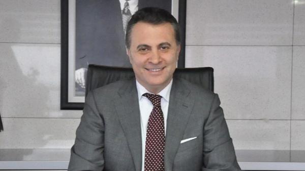 """Fikret Orman; """"Beşiktaş başkanı yalan söylemez"""" dediği röportajında, teknik direktörünü hedef gösterip yalan söyledi."""