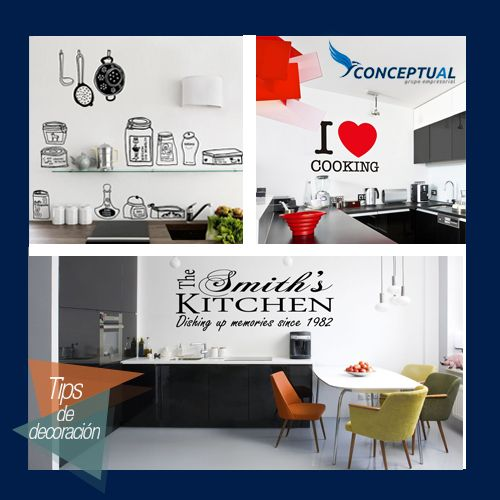 ¿Te gustaría darle un nuevo look a tu cocina sin gastar mucho dinero? Una buena solución es hacer tus propias decoraciones. Hay miles de accesorios simples que puedes hacer. Te compartimos algunas ideas que harán que tu cocina se vea estupenda.