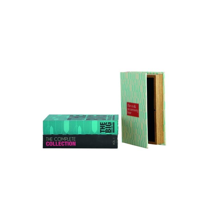 Knowledge förvaringsbox 17x25 i gruppen Inredningsdetaljer / Förvaring hos RUM21 AB (113580)