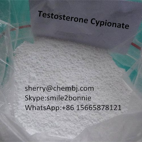 Hot Sell Anabolic Steroid Powder Testosterone Cypionate. Test Cyp is a long acting, single ester testosterone product. ----sherry@chembj.com