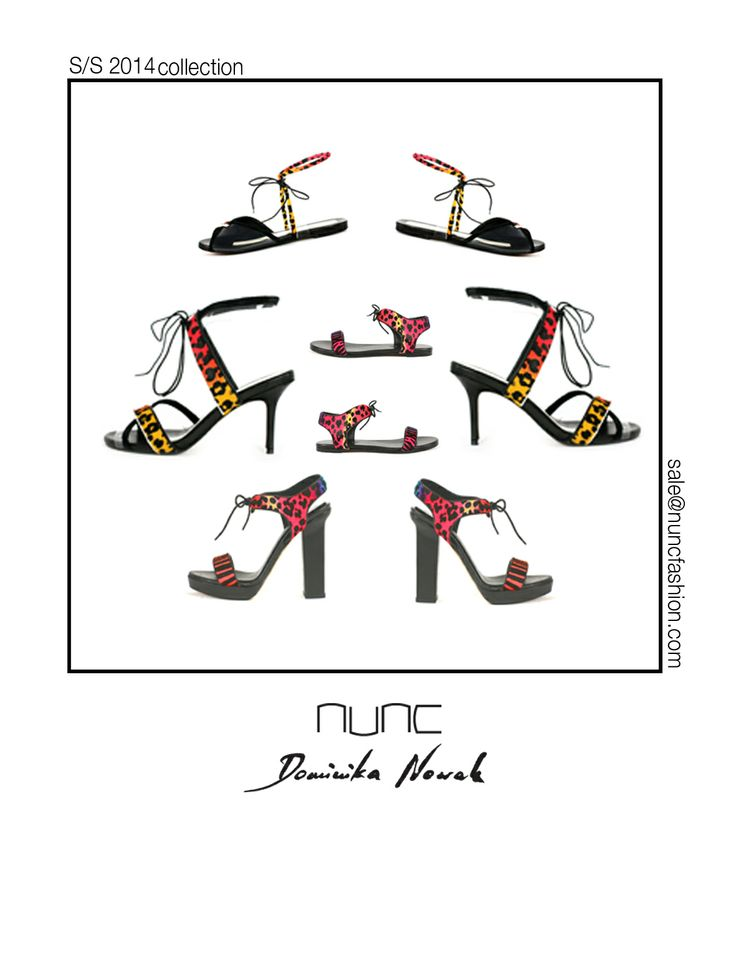 NUNC shoes Dominika Nowak