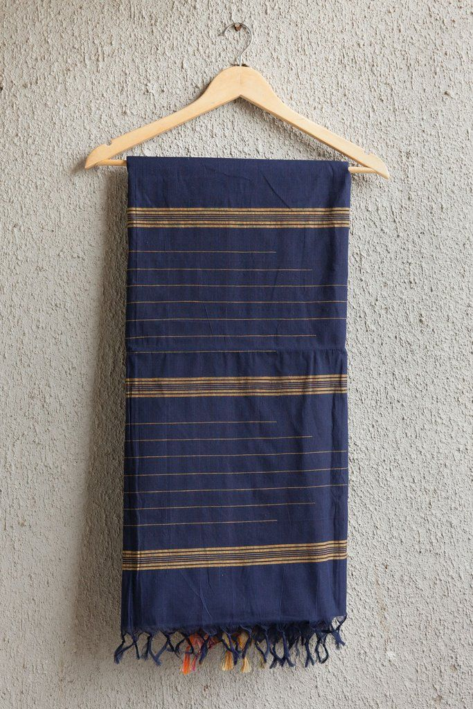 Beautiful Kanchicotton sarees are soft and light weightand are identified by their contrast tints. The sarees are made with bright colors.Ithas adapted well