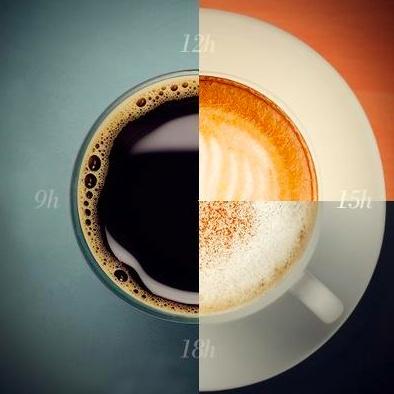 À chaque heure son café Carte Noire...