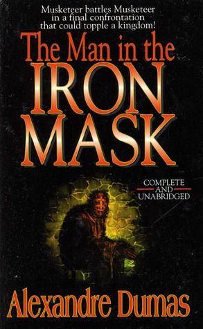 Book Review Blog: Book Review of #5 The Man in the Iron Mask by Alexandre Dumas