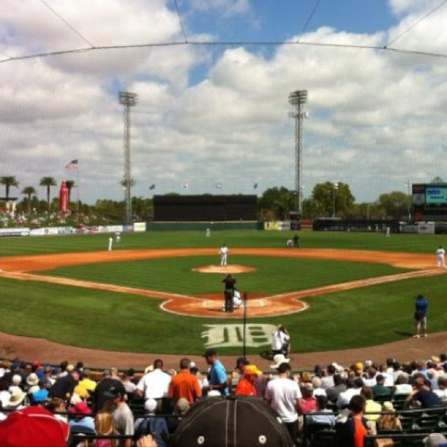 Bucket List. Detroit Tigers Spring Training