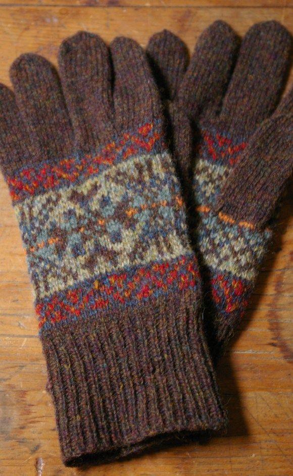 Wilma Malcolmson gloves