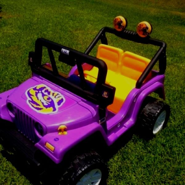 62 best Power Wheels Jeep images on Pinterest | Power ...