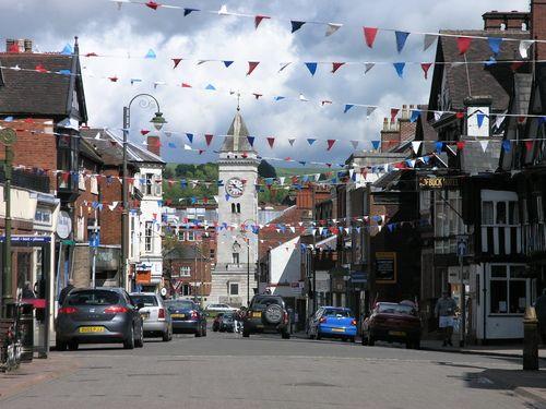 Leek, Staffordshire