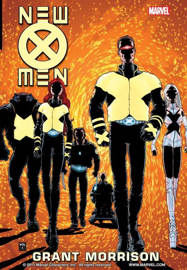 New X Men By Grant Morrison Vol 1 E Is For Extinction Comics By Comixology Comics Marvel Comic Books Comic Covers