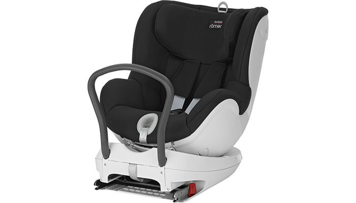 I'm a big advocate for extended rear facing seats as they're proven to keep your children a lot safer. Here's a review on the ERF Britax Dualfix car seat!
