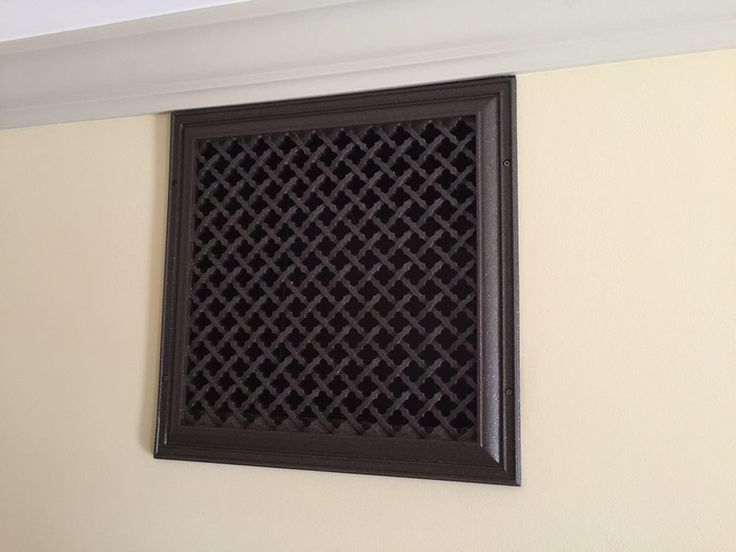 646 best Decorative Vent Covers images on Pinterest | Air ...