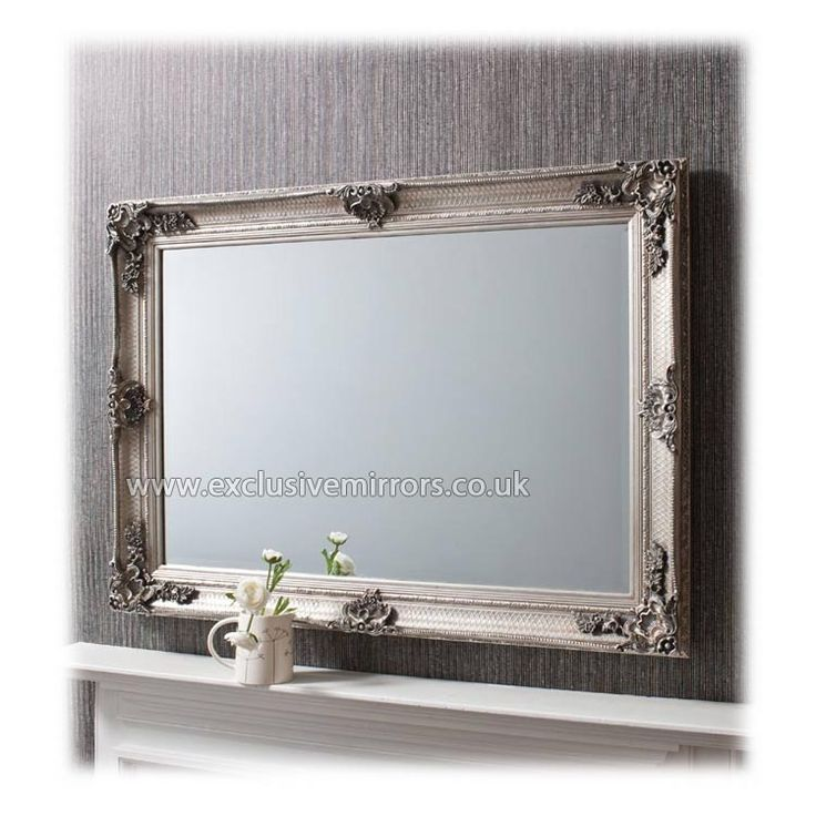 mirror outlet has the largest range of antique design mirrors including large silver antique style rectangle wall mirror wood x x