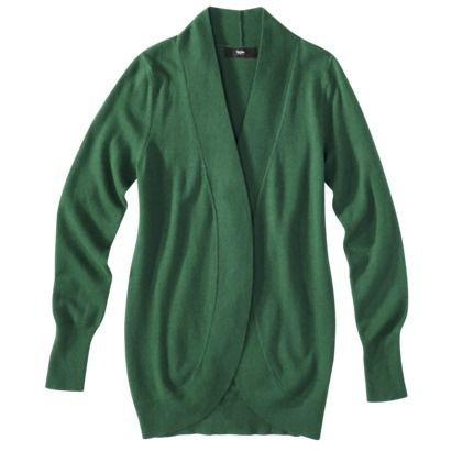 Mossimo® Womens Ultrasoft Cocoon Cardigan - Assorted Colors- need multiple colors of this sweater!! Love it!!!!
