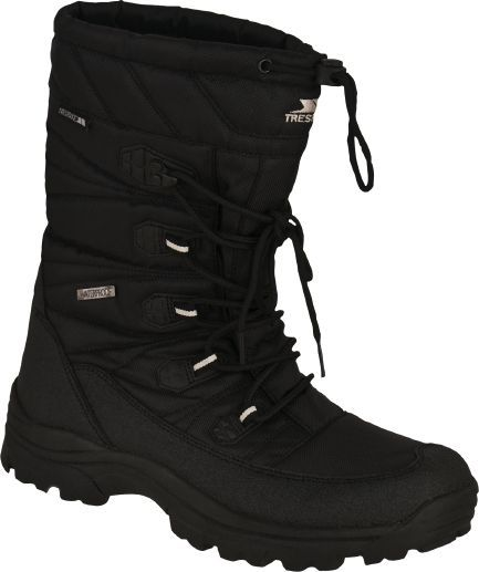 Trespass Yetti Mens Waterproof Snow Boots Black Breathable Warm Winter Shoes | Clothes, Shoes & Accessories, Men's Shoes, Boots | eBay!