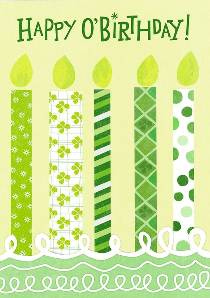 Happy St Patricks Day >> For the luckiest of birthday lads and lasses. | St. Patrick's Day | Pinterest | Birthdays, Happy ...
