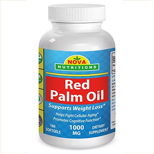 Nova Nutritions Red Palm Oil 1000 mg 180 Softgels Nova Nu... https://www.amazon.com/dp/B00RU90TQO/ref=cm_sw_r_pi_dp_x_D3dFybGEGKAZ1