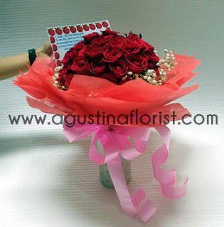 Toko bunga valentine murah di Gresik,banyak pilihan disini