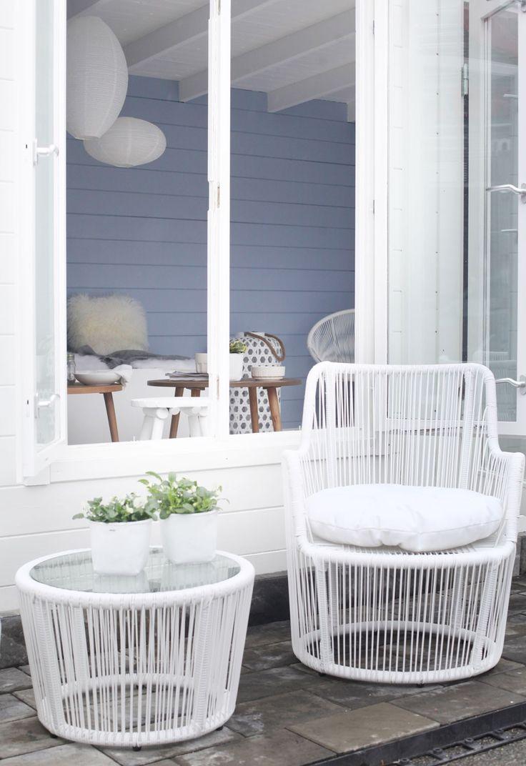 Få et ekstra oppholdsrom utenfor huset eller hytta på null komma niks.