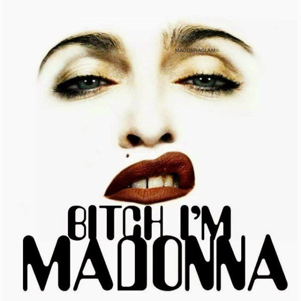 Madonna representing a subversive sexuality in post-modern society.  The image she portrays is aggressive and defiant.